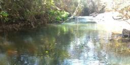 Chácara em São Miguel do passa 4 na beira do rio a 85 km de Goiânia
