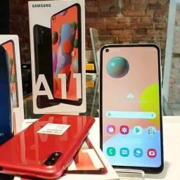Samsung Galaxy A11 3/64GB Vermelho + NF