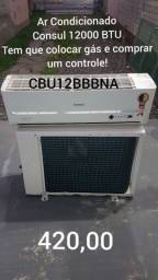 Ar Condicionado Consul 12000 BTU Q/F