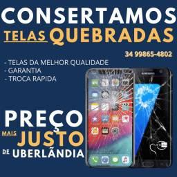 Conserto de celular com qualidade e preço justo