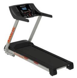 Esteira Super Premium Athletic Advanced 16km/H + Iclinação Eletronica Na Black Friday