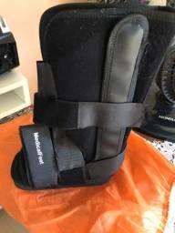Bota imobilizadora ortopedia