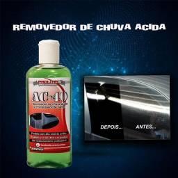 Removedor de Chuva Ácida dos Vidros AC-40 - Tira mancha dos vidros