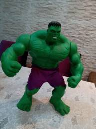 Boneco Hulk Gigante 45 Cm Marvel Comics Original