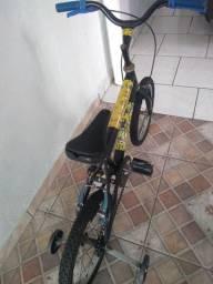 Bicicleta aro 14 infantil