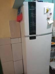 Refrigerador Brastemp Frost Free duplex funcionando perfeitamente