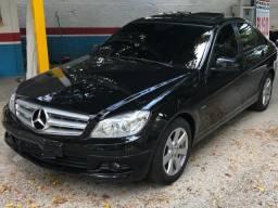 Vende-se Mercedes C180 1.6 K 2010 - 83mil km - MPECÁVEL