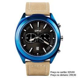 Relógio masculino importado original TPW EXCLUSIVO