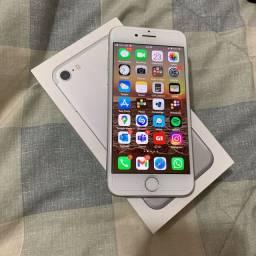 Iphone 7 Prata 32GB