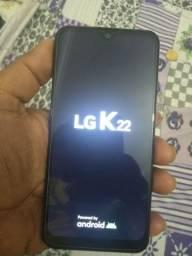 Celular zerado k22 somente r$ 550