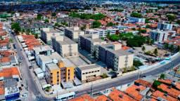 Residencial Villa Mariana no Geisel em construção entrada facilitada