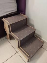Escada Pet Roxa para Cães e Gatos<br><br>