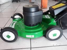 Máquina cortar grama eletrica trapp 650,00