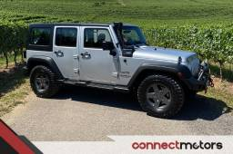 Jeep Wrangler Unlimited Sport 4x4 - 2012