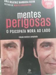 Livro Best Seller -Mentes Perigosas