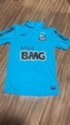 Camisa Santos Nike - Centenário 2012
