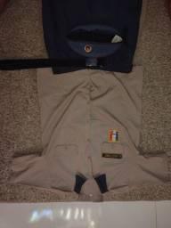 Fardamento colégio militar