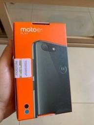 Moto E6 play 32gb NOVO!!