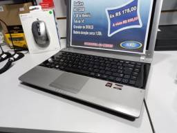Título do anúncio: N otebook Samsung   DualCore - 320GB HD  4GB    Formatado C/Garantia