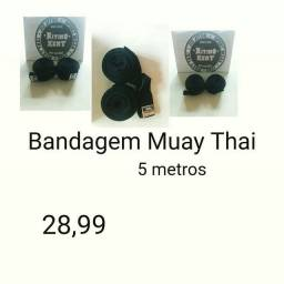 Bandagem Profissional Padrão Muay Thai 5 Metros Vendas Atacado