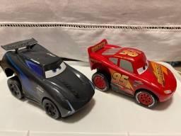 02 Carros Fricção Mattel