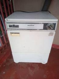 Secadora Brastemp funcionando