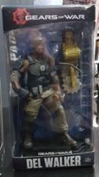 Título do anúncio: Action figure gears of war del walker