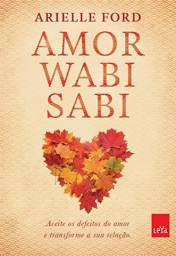 Livro Amor Wabi Sabi - Novo