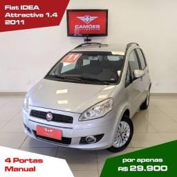 Fiat Idea 1.4 Attractive Completo