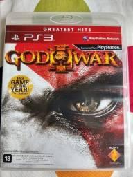 God Of War 3 Ps3 Mídia Física Seminovo Original