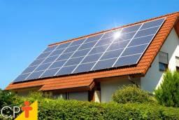 Energia solar com micro inversores Bmx engenharia