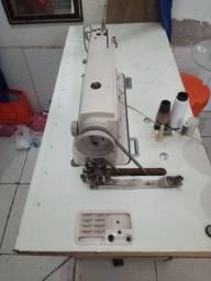 2 máquina de costura industrial