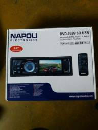 DVD automotivo Napoli