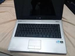 Notbook buster dual core t4400 3 gb de memoria