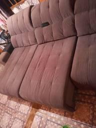 Vende se sofa retratil e reclinável