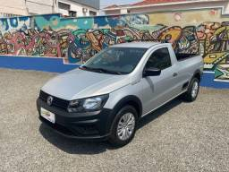 Título do anúncio: Volkswagen saveiro 2019 1.6 msi robust cs 8v flex 2p manual