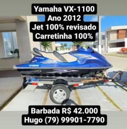 Título do anúncio: Jet Yamaha VX-1100