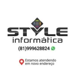 Título do anúncio: Formatação ( Promoção da semana ) manutenção, limpeza e vendas de computadores e Notebooks