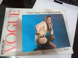 Título do anúncio: Molde Vogue