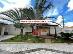 Casa com Sistema Smart Home 4 Stes Rua 8 - Ernani Nunes
