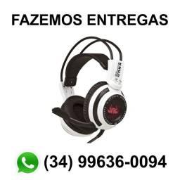 HeadSet Gamer 2 Pinho Knup KP400