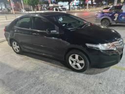 Honda City automático 2012
