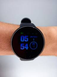 Título do anúncio: [NOVO] Relógio Inteligente Unisex Smartwatch D18  / Entrega Grátis JP