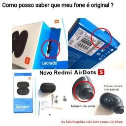 Airdots S - 100% Original - Fone de Ouvido com modo gamer