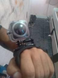 Câmera esportiva 360
