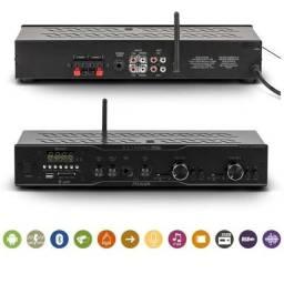 Título do anúncio: Amplificador de Som Frahm Slim 2500 App Multichannel