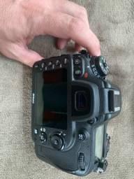 Câmera profissional .