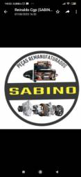 Reforma e manutenção de motor de arranque e alternador