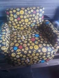 Poltroninha sofa criança