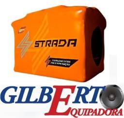 Título do anúncio: Bateria Strada 60 amp